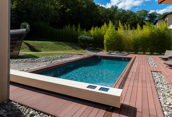 Couverture piscine coverseal Abrisud